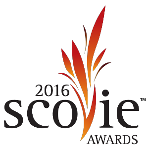 Scovie Awards 2016 1st Place