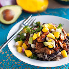 Avocado Mango Salsa Recipe