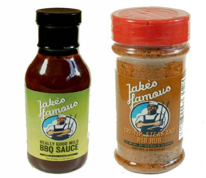 BBQ Sauce and Rub Combo Sale 2 Pack SALE!! 20% OFF