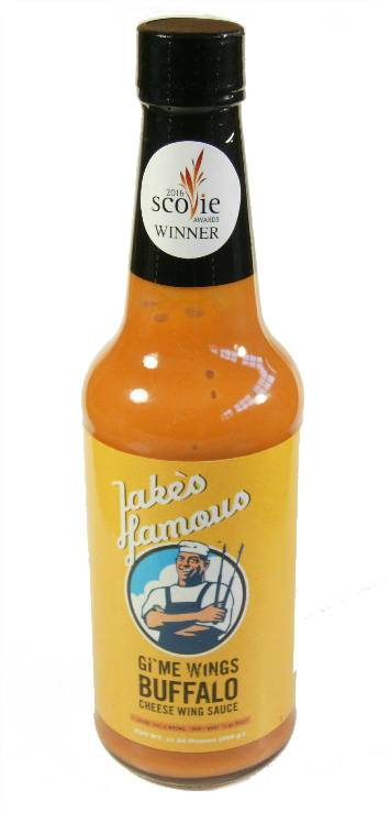 Jakes Buffalo Cheese Wing Sauce 10 Oz
