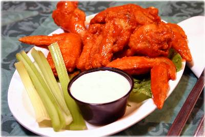 Hot Wings - Southwestern Style