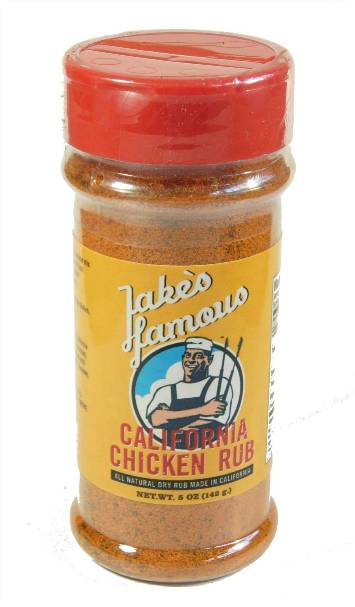 California Chicken Dry Rub 5 Oz
