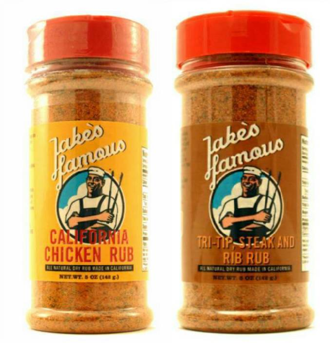 BBQ Pork Dry Rubs 5 Oz, 2 Pack 20% OFF