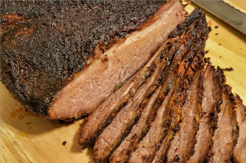 Dry Rub Brisket Recipe