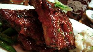 Hawaiian Style BBQ Ribs Recipe