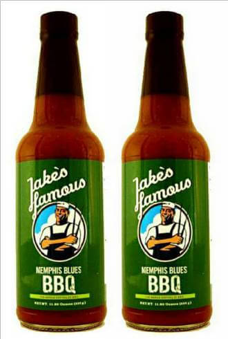 Memphis BBQ Sauce for Sale 2 Pack