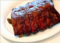 Miguel's Merlot Baby Back Ribs Recipe