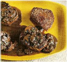 Mushroom Steak Sauce Recipe