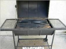 How to build a grill out of a 55 gallon drum
