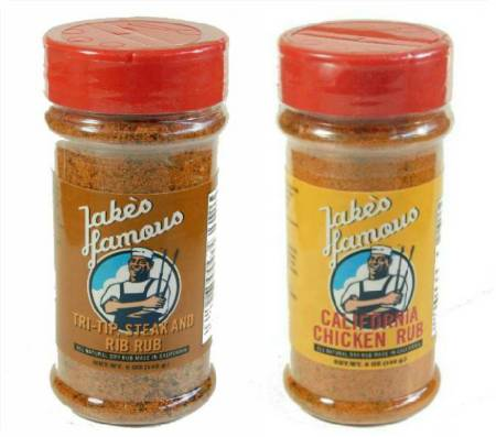 Pork Rib Rub and Chicken Rub Combination 2 Pack