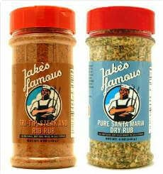 BBQ Dry Rub for Sale Tri Tip Santa Maria 2 Pack
