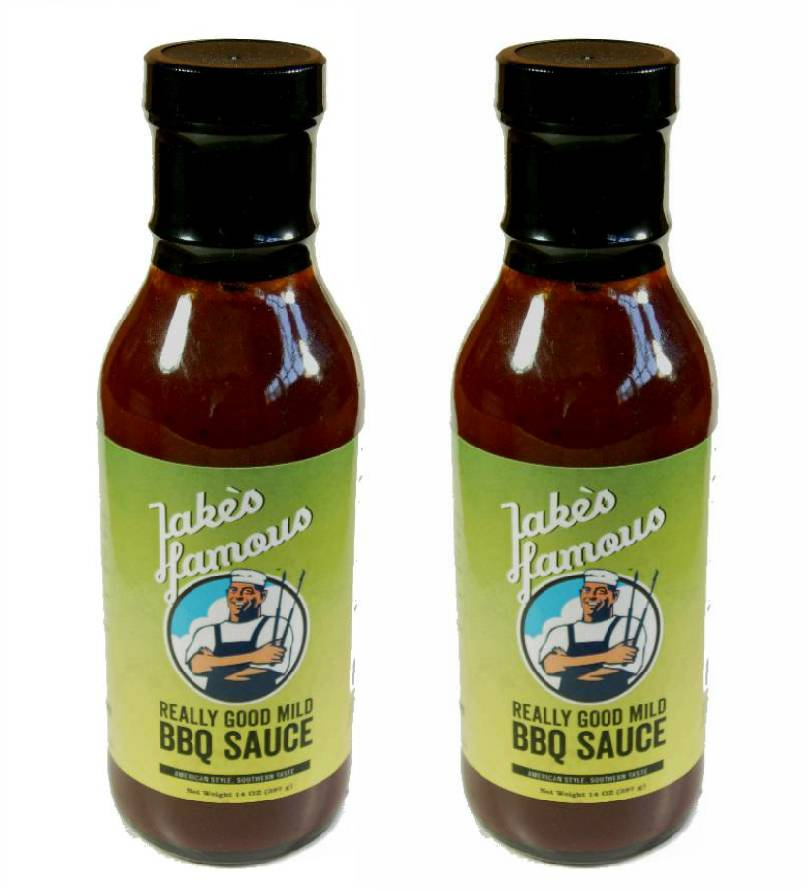 Award Winning Really Good BBQ Sauce Sale 2 Pack