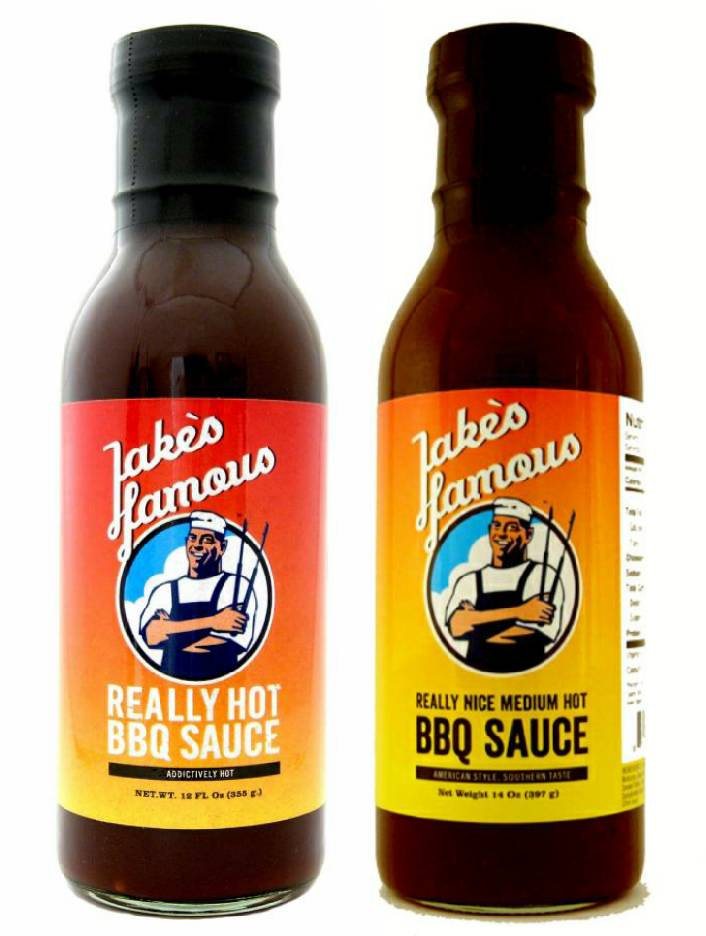 Really Nice Medium - Really Hot BBQ Sauce Combo 20% OFF