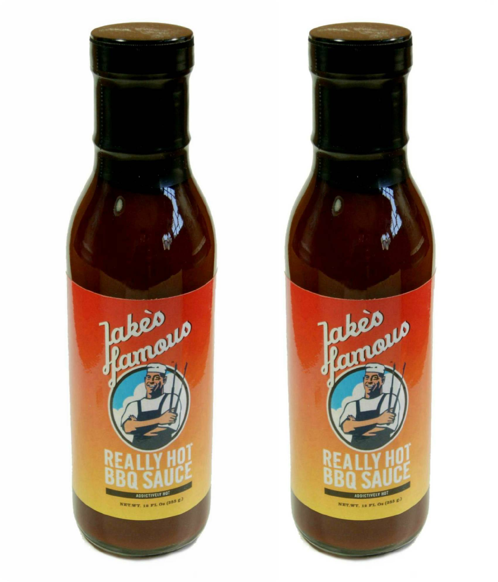 Really Hot BBQ Sauce Combo 2 Pack 20% OFF