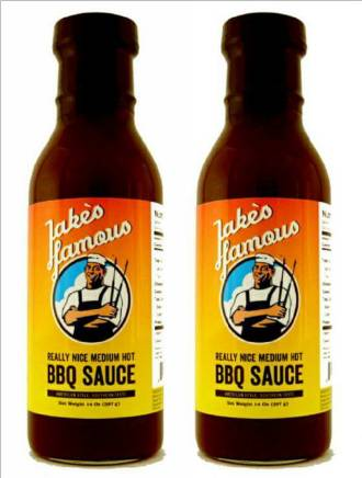 Really Nice Medium Hot BBQ Sauce for Sale