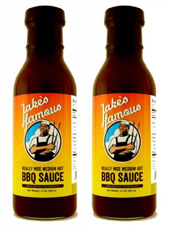 Barbecue Sauce For Sale Part - 41: Really Nice Medium Hot BBQ Sauce Combo 2 Pack 20% OFF