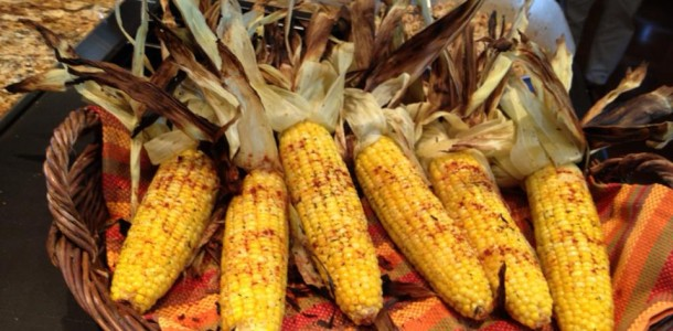 How to Make Roasted Corn On The Grill Recipe