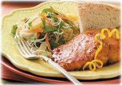 Salmon Grill by Steve Ariga Recipe - Click Image to Close