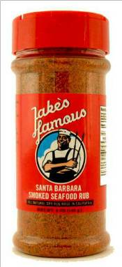 Santa Barbara Smoked BBQ Rub for sale 5 Oz