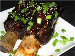 Chinese Style Short Ribs Recipe
