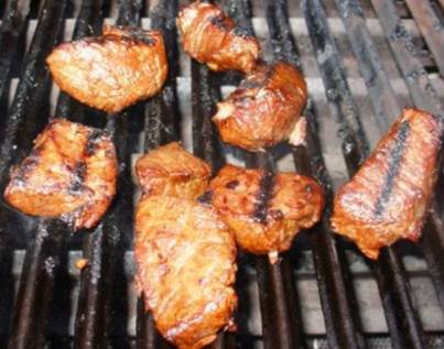 Marinated Steak Tips Recipe