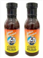 Medium Hot BBQ Sauce Texas Reserve 2 Pack