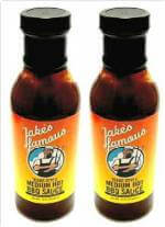 Texas Medium Hot BBQ Sauce 2 Pack 30% OFF