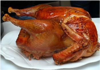 Barbecued Turkey Recipe