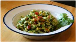 Avocado-Mango Salsa Recipe