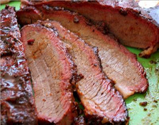 Barbecue Beef Low and Slow Brisket Recipe