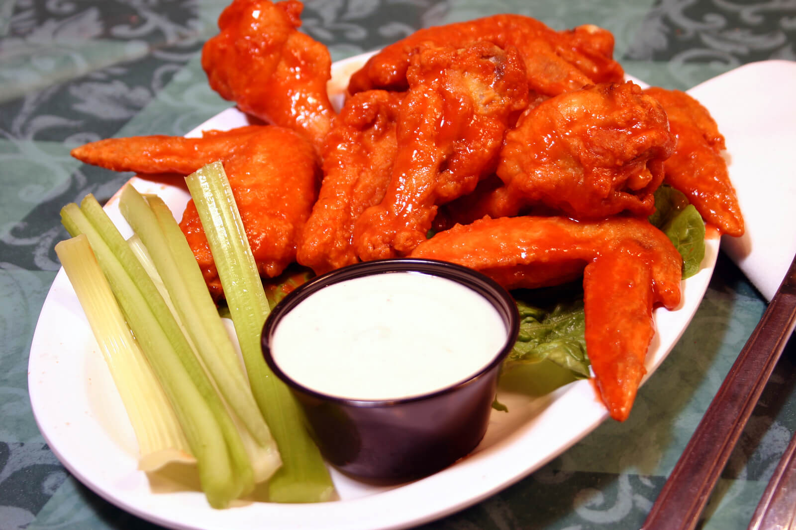 Bowl Day & Tailgate Wings Recipe