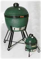 What is a Big Green Egg?