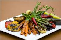 Marinade over Roasted Vegetables Recipe