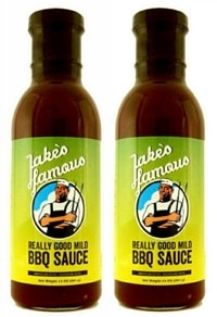 Mild Hickory BBQ Sauce for Sale 14 Oz 2 Pack