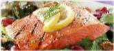 Salmon - Barbecue Glazed