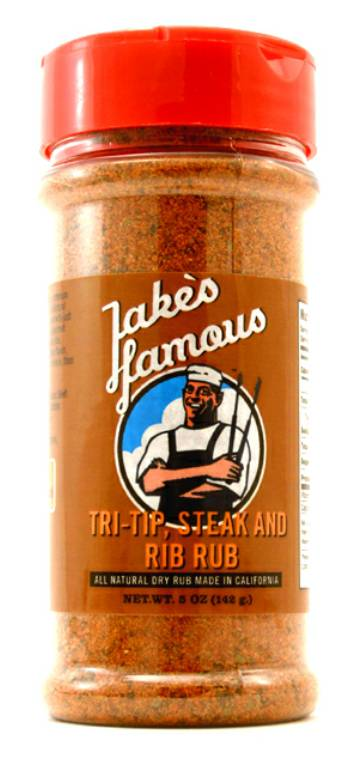 Tri-Tip, Steak & Rib Dry Rub Seasonings 5 Oz